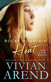 bargain ebooks Rocky Mountain Heat Erotic Romance by Vivian Arend