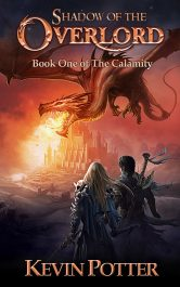 amazon bargain ebooks Shadow of the Overlord Epic Fantasy by Kevin Potter