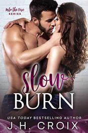 amazon bargain ebooks Slow Burn Romance by J.H. Croix