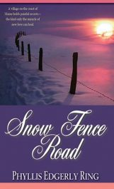 bargain ebooks Snow Fence Road Sweet Romance by Phyllis Edgerly Ring