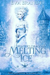 bargain ebooks Soulmates of Seasons 1. Winter's Dragons. Melting Ice Erotic Romance by Eva Brandt