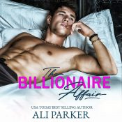 bargain ebooks The Billionaire Affair Contemporary Romance by Ali Parker