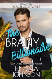 bargain ebooks The Brainy Billionaire Sweet Romance by Elana Johnson