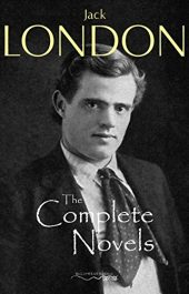 amazon bargain ebooks The Complete Novels of Jack London Classic Action Adventure by Jack London
