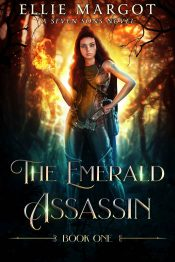 bargain ebooks The Emerald Assassin Paranormal Fantasy by Ellie Margot