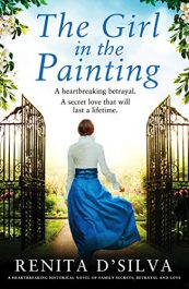 amazon bargain ebooks The Girl in the Painting Historical Fiction by Renita D'Sliva