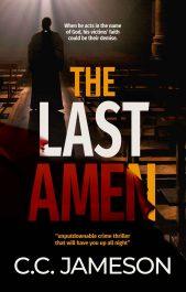 bargain ebooks The Last Amen Serial Killer Mystery Thriller by C.C. Jameson