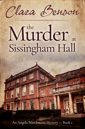 bargain ebooks The Murder at Sissingham Hall Historical Mystery by Clara Benson