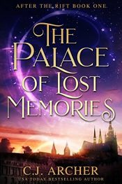 bargain ebooks The Palace of Lost Memories Historical Fantasy by C.J. Archer