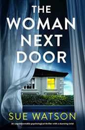 bargain ebooks The Woman Next Door Psychological Thriller by Sue Watson