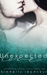 bargain ebooks Unexpected Love New Adult Romance by Kimberly Readnour