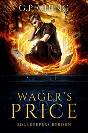 bargain ebooks Wager's Price Young Adult/Teen Urban Fantasy by G.P. Ching