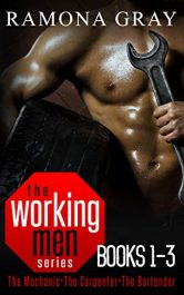 amazon bargain ebooks Working Men Series Books One to Three Erotic Romance by Ramona Gray