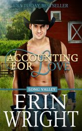 bargain ebooks Accounting for Love Western Romance by Erin Wright