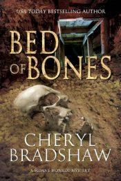 amazon bargain ebooks Bed of Bones Mystery by Cheryl Bradshaw