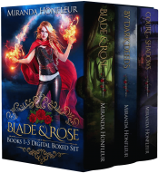 bargain ebooks Blade and Rose Boxed Set Epic Historical Fantasy by Miranda Honfleur