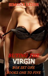 amazon bargain ebooks Buying the Virgin - Box Set One: Books 1 to 5 Erotic Romance by Simone Leigh