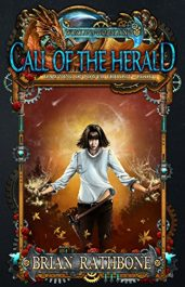 bargain ebooks Call of the Herald Fantasy Adventure by Brian Rathbone