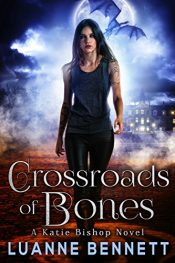 bargain ebooks Crossroads of Bones Fantasy Horror by Luanne Bennett