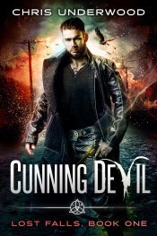 bargain ebooks Cunning Devil Urban Fantasy by Chris Underwood