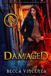 bargain ebooks Damaged Urban Fantasy by Becca Vincenza