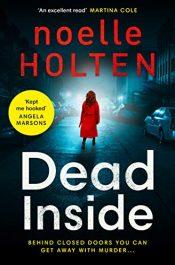 amazon bargain ebooks Dead Inside Thriller by Noelle Holten