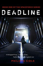 bargain ebooks Deadline Science Fiction by Philippa Sidle
