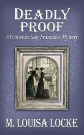 amazon bargain ebooks Deadly Proof Mystery by M. Lousia Locke