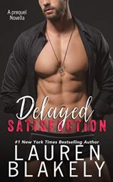 bargain ebooks Delayed Satisfaction Contemporary Romance by Lauren Blakely
