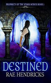 bargain ebooks Destined Young Adult/Teen by Rae Hendricks