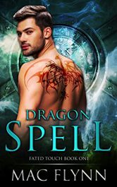 bargain ebooks Dragon Spell Paranormal Romance by Mac Flynn