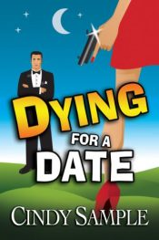 amazon bargain ebooks Dying for a Date Mystery by Cindy Sample