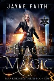 amazon bargain ebooks Edge of Magic Urban Fantasy by Jayne Faith