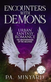 bargain ebooks Encounters with Demons Fantasy Adventure by P.A. Minyard