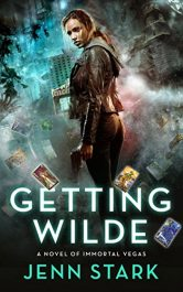 amazon bargain ebooks Getting Wilde: Immortal Vegas, Book 1 Action Adventure by Jenn Stark