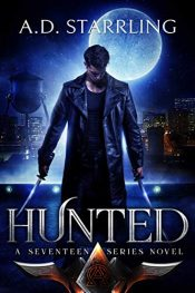 bargain ebooks Hunted Action/Adventure by AD Starrling