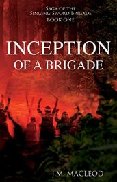 amazon bargain ebooks Inception of a Brigade Fantasy by J.M. MacLeod