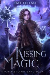 bargain ebooks Kissing Magic Young Adult/Teen Fantasy by Day Leitao