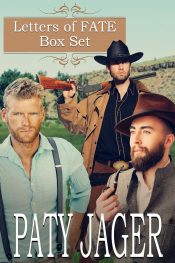 bargain ebooks Letters of Fate Trilogy Box Set Historical Western Romance by Paty Jager