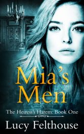 bargain ebooks Mia's Men Erotic Romance by Lucy Felthouse