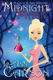 amazon bargain ebooks Midnight Magic Occult Horror by Jo-Ann Carson