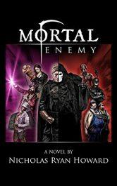bargain ebooks Mortal Enemy Fantasy Adventure by Nicholas Ryan Howard