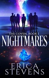 bargain ebooks Nightmares (The Coven Series Book 1) Young Adult/Teen Horror by Erica Stevens