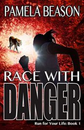 amazon bargain ebooks Race with Danger Action/Adventure by Pamela Beason