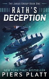 bargain ebooks Rath's Deception Science Fiction Adventure by Piers Platt