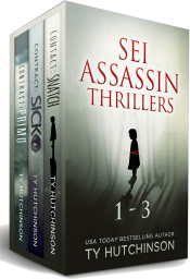 bargain ebooks SEI Thrillers 1-3 Thriller by Ty Hutchinson