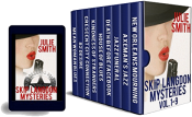 bargain ebooks Skip Langdon Vol. 1-9 Mystery by Julie Smith