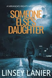 bargain ebooks Someone Else's Daughter Mystery Thriller by Linsey Lanier