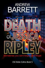 bargain ebooks The Death of Jessica Ripley Mystery by Andrew Barrett