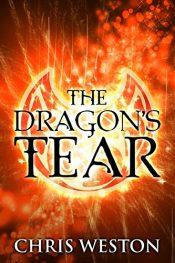 amazon bargain ebooks The Dragon's Tear Dark Fantasy Horror by Chris Weston